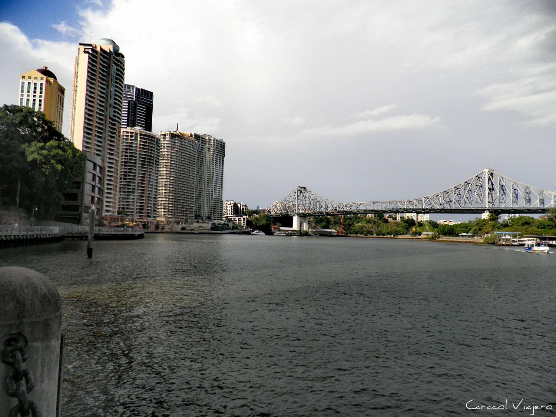 dónde alojarse en Brisbane
