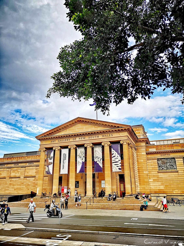 Qué ver en Sídney: NSW Art Gallery