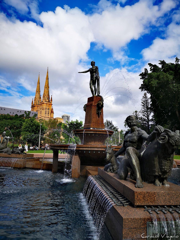 Archibald fuente Sydney
