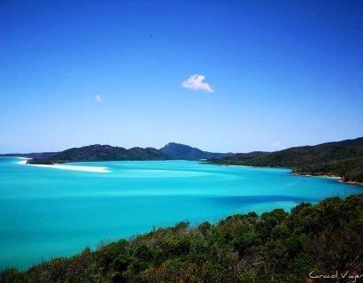 ¿Cómo visitar las islas Whitsundays?