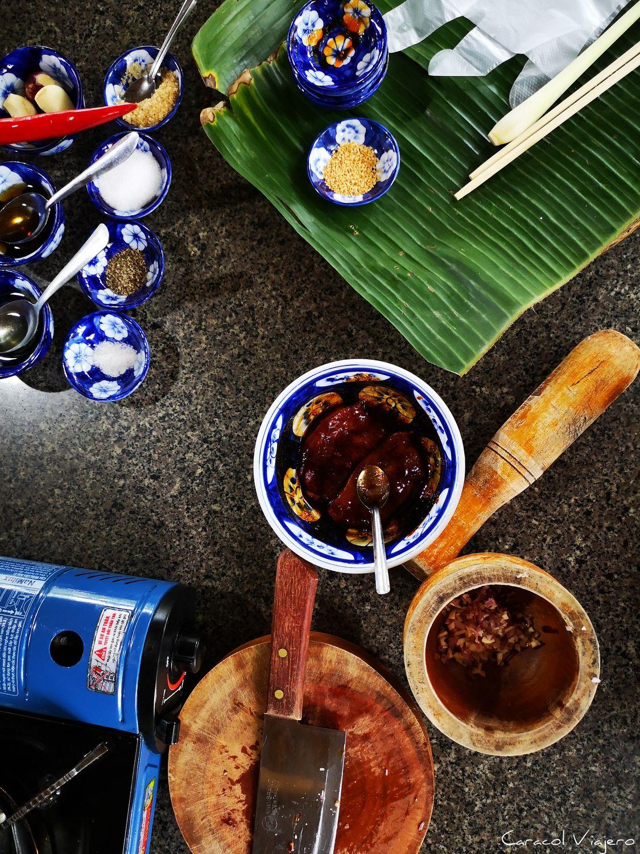 Ingredientes Thit Nuong