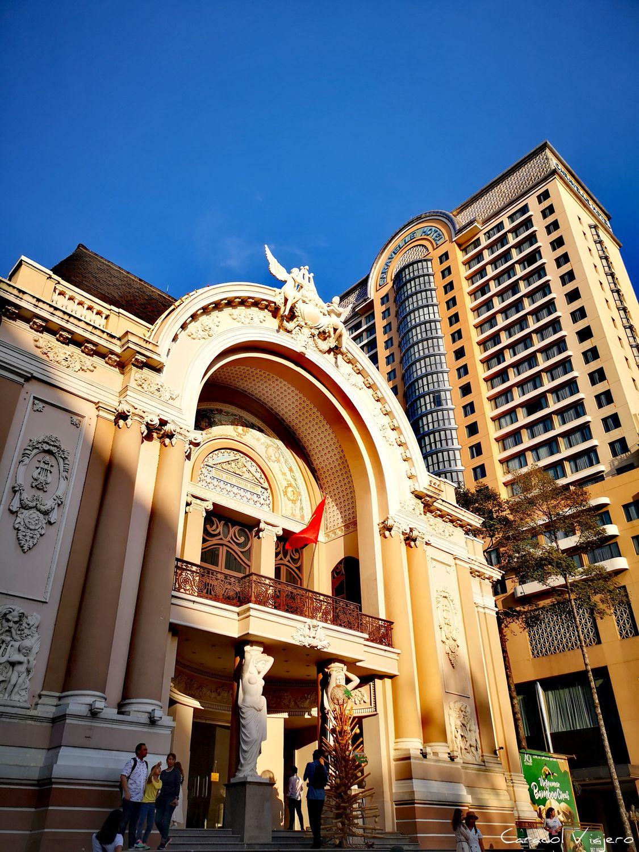 Opera de Saigon