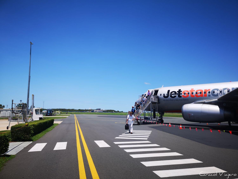 Prosperpine-airport
