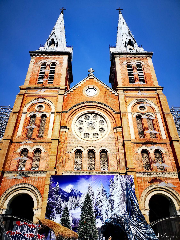Notre Dame en Ho Chi Minh