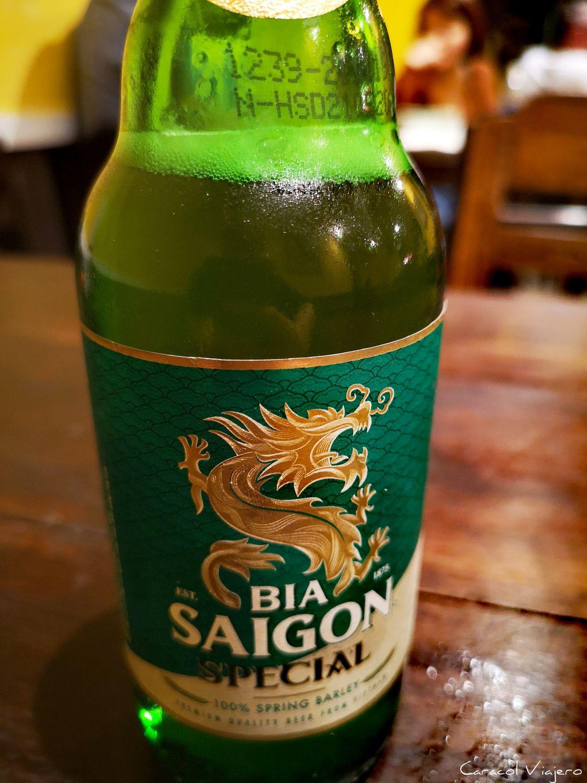 Cerveza de Saigón