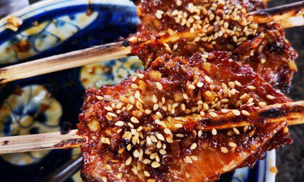 Thit Nuong – Brochetas de cerdo vietnamitas