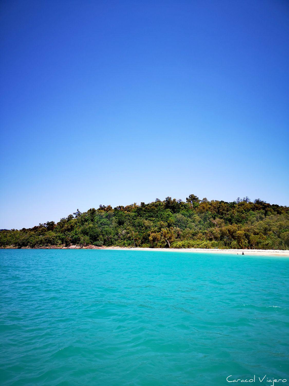 Cómo visitar las islas Whitsundays