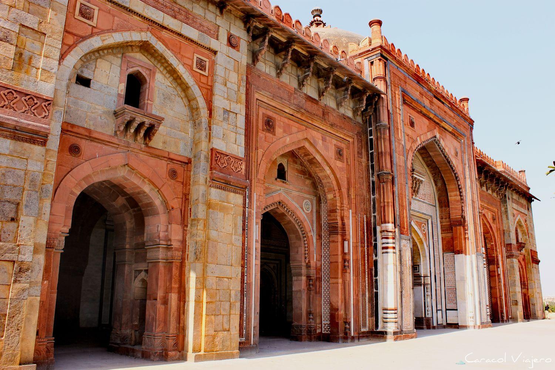 Cómo ir del aeropuerto de Delhi al centro: Templo rojo