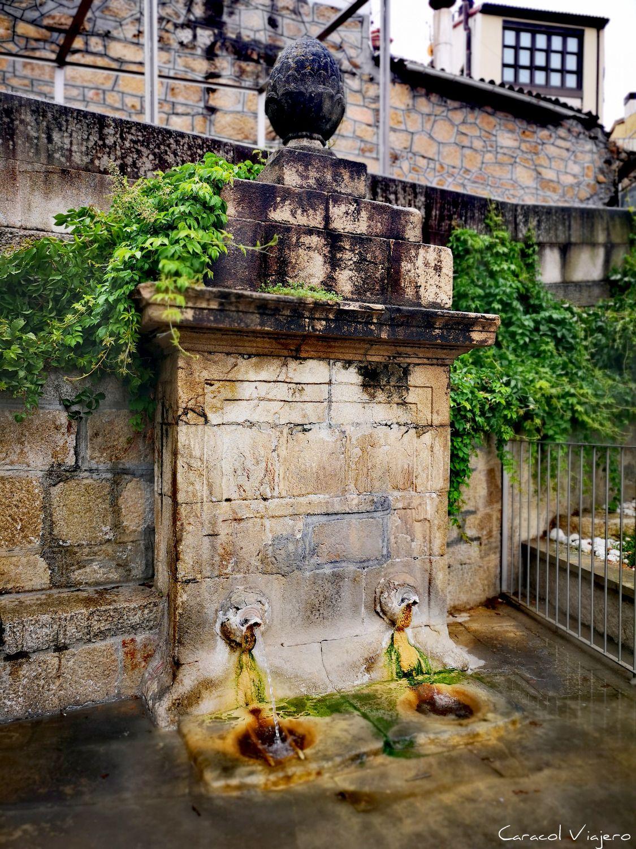 As Burgas: Ourense
