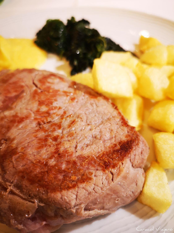 qué comer en Galicia: ternera