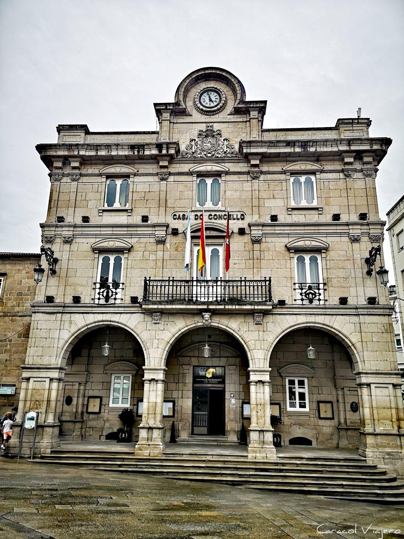 Casa do Concello - Ourense