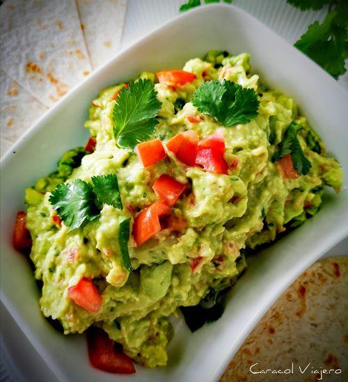 Guacamole casero – Receta fácil en 10 minutos