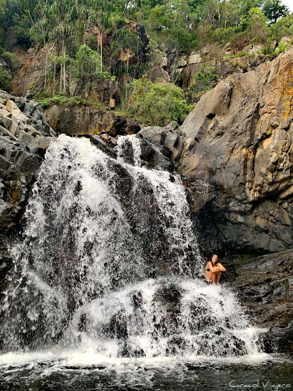 Jourama Falls - Cascada