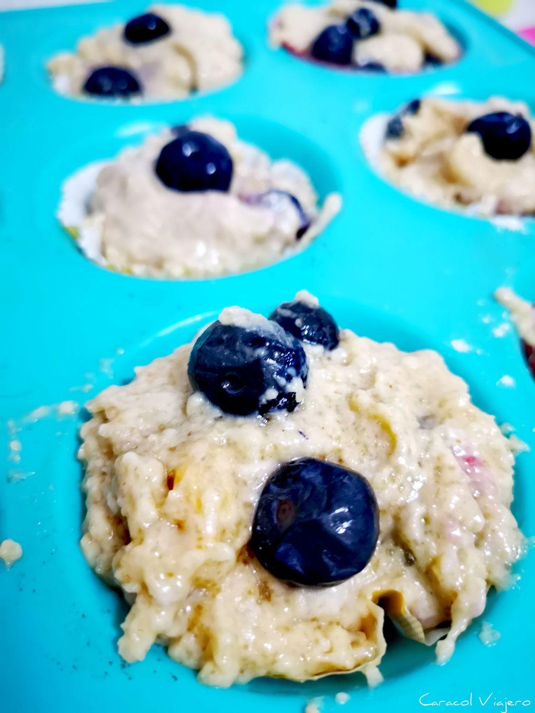 Muffins - prehorno