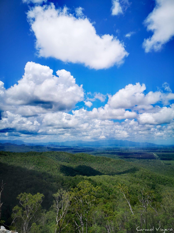 Australia vistas mirador