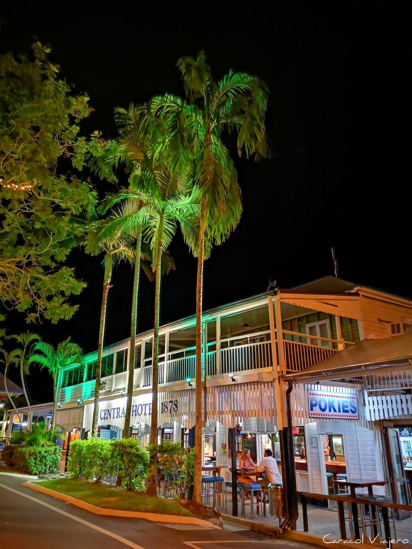 noche en Port Douglas