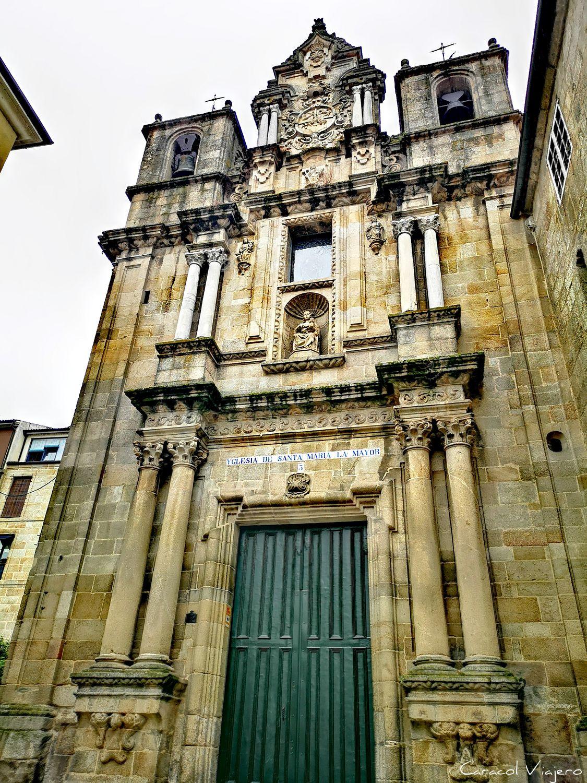 qué visitar en Ourense capital