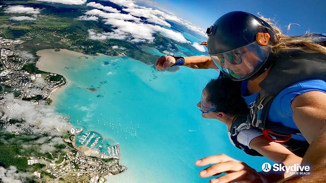 Skydive - Airlie Beach