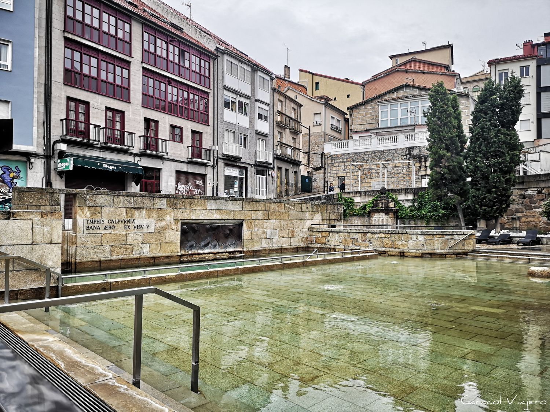 Termas romanas de Ourense