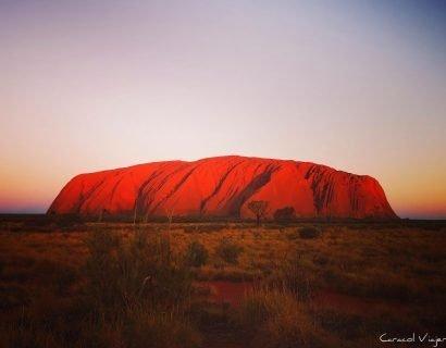 Ruta por el desierto de Australia | Uluru-Kata Tjuta