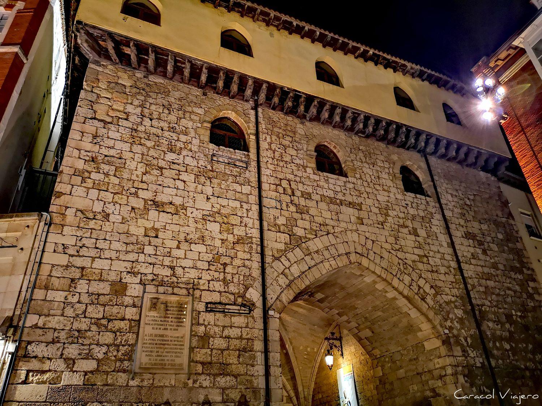 Arco de Santa María en Burgos