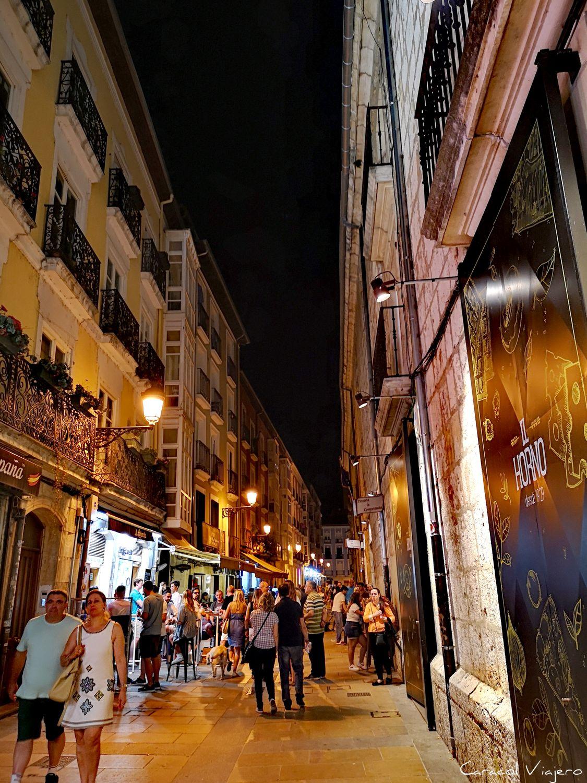 Tapeo en Burgos