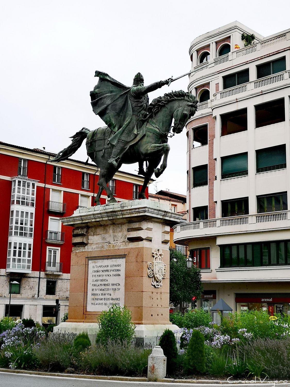 El Cid Campeador rutas castellanas