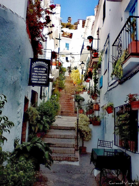 Pueblos con encanto en España