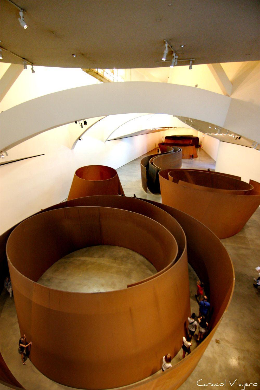 Qué visitar en Bilbao Guggenheim