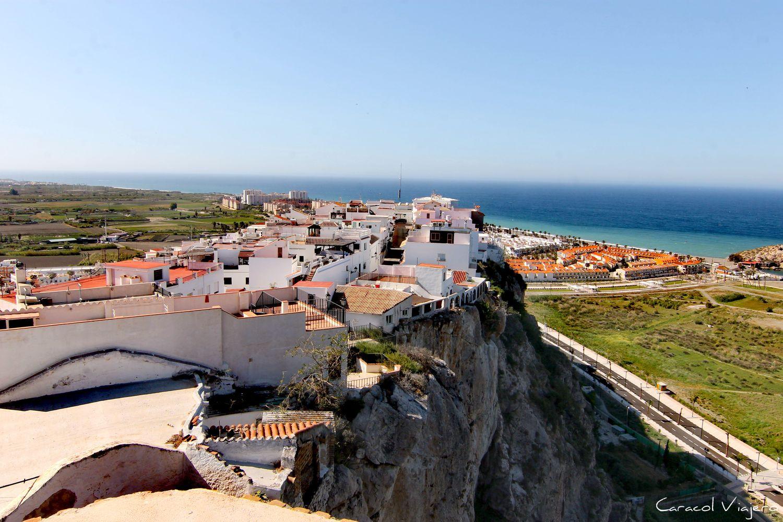 Salobreña - ruta por Granada y Málaga