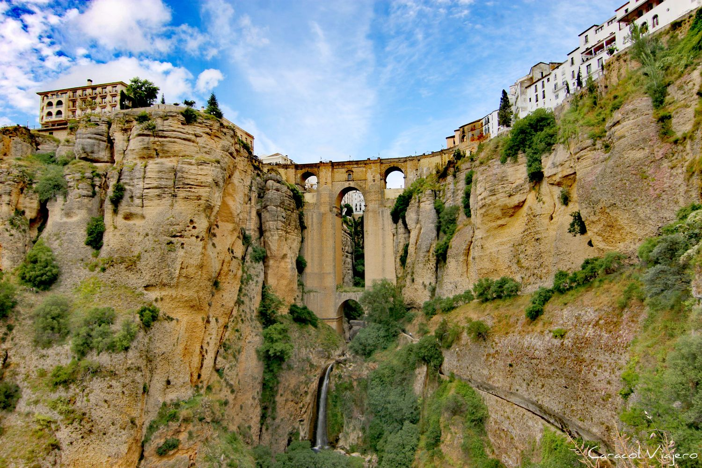 Puente Nuevo de Ronda - Cuánto cuesta un viaje a España