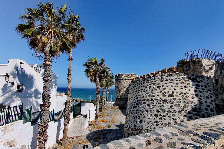 Granada - Castillo de Almuñécar