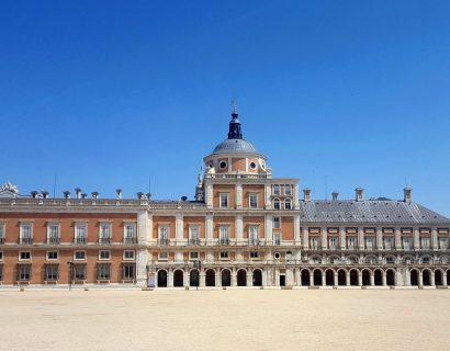Cómo llegar al palacio de Aranjuez desde Madrid