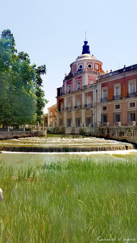 cómo llegar al palacio de Aranjuez