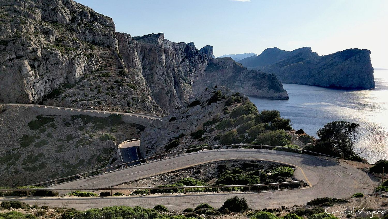 Carretera cabo Formentor
