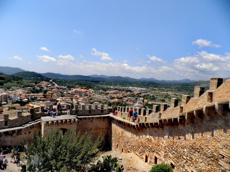 Capdepera castillo