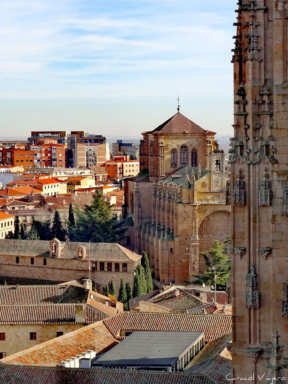 Salamanca: ruta por Castilla y León en coche