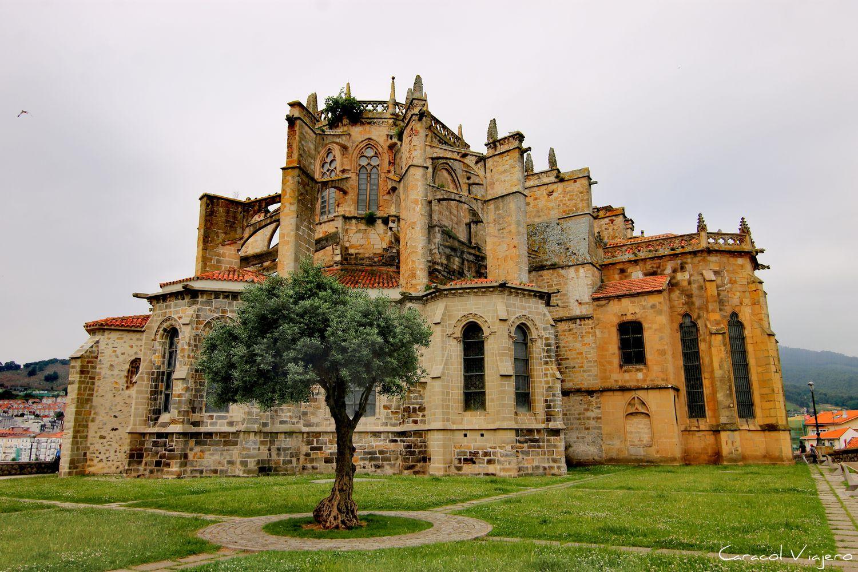 Iglesia de Castro Urdiales - gótica