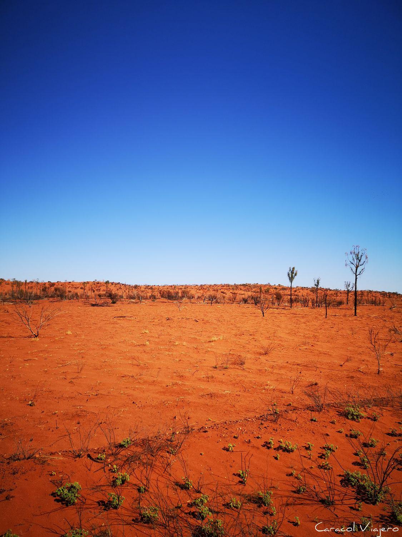 ruta por el outback australiano