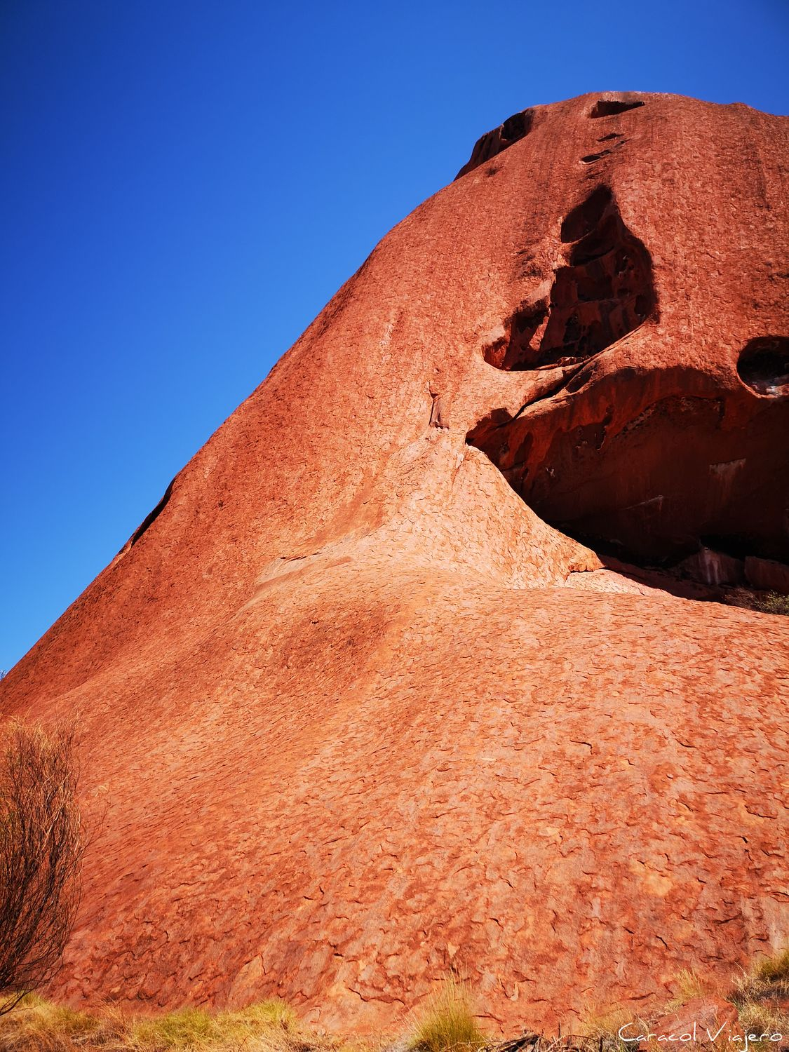 Ayers rock - outback australiano