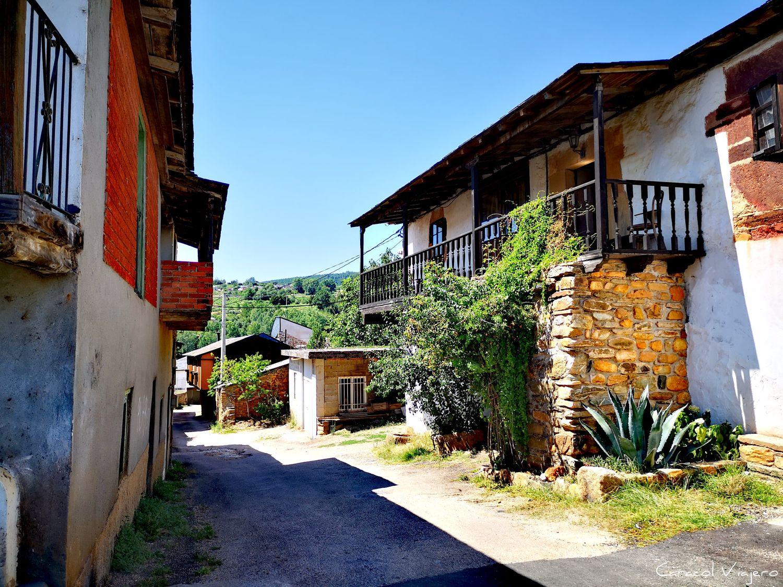 A portela, Galicia