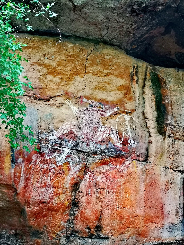 Camino nourlangie: parque nacional Kakadu