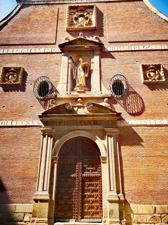 Convento de San Bernardo en Alcalá