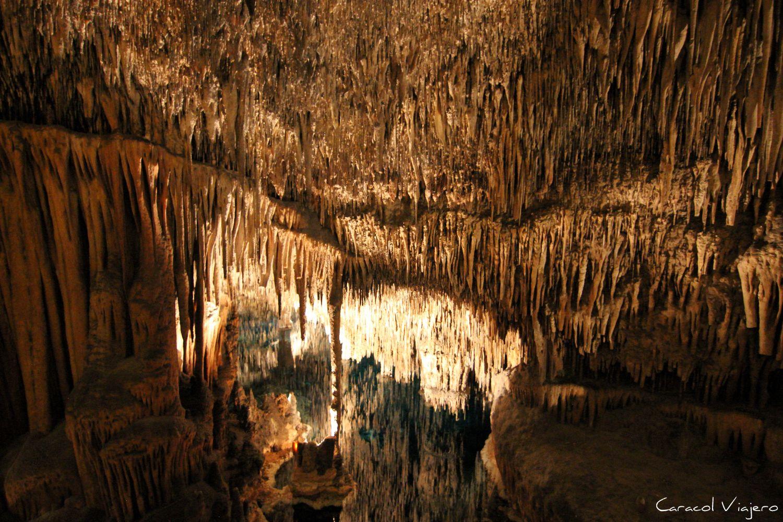 cuevas del Drach interior