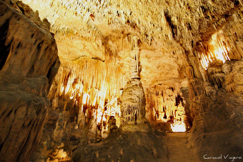 cuevas en Mallorca