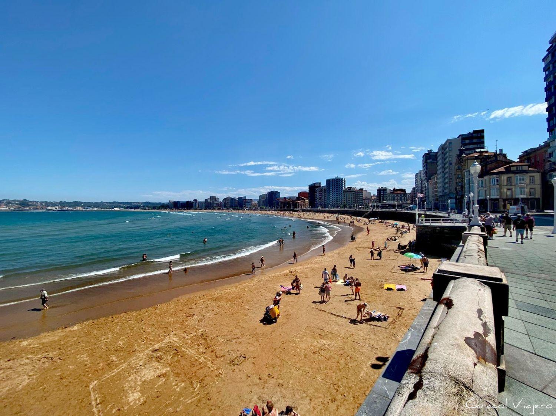 qué ver en Asturias: Gijón