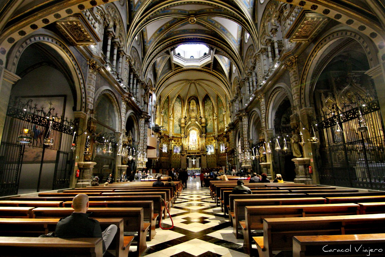 Montserrat interior