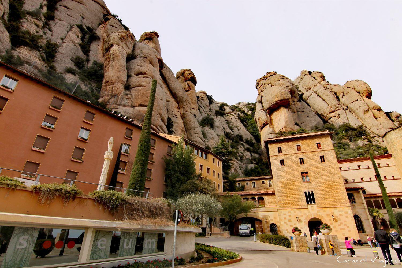 cómo llegar al monasterio de Montserrat