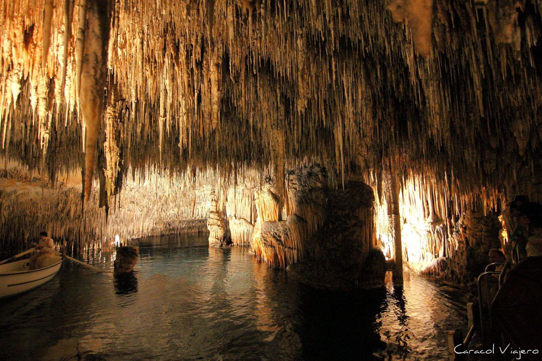 Visitar las cuevas del Drach en Mallorca