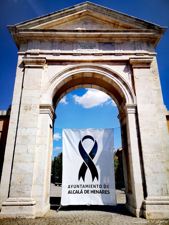 Puerta de Madrid en Alcalá